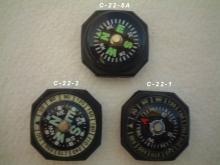 錶帶套型指北針