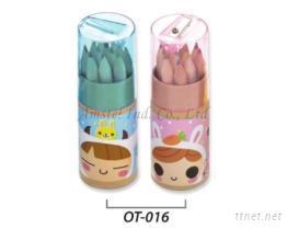 12色彩色鉛筆