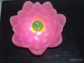 莲花 LED