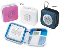 MP3用喇叭隨身包