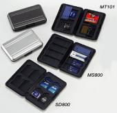 鋁合金記憶卡盒