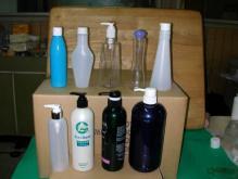 清洁用品瓶子
