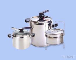 義大利式輕鬆煮壓力鍋組