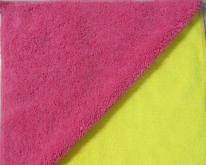 長短纖維抹布