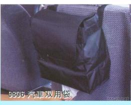 车内面纸双用袋