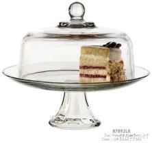 玻璃蛋糕盤