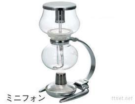 虹吸式咖啡壺