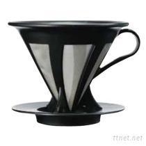 不鏽鋼網咖啡濾杯