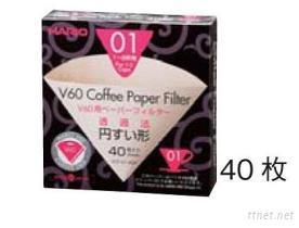 V60 咖啡濾紙