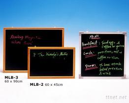 美耐皿/磁性萤光黑板