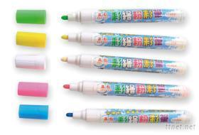 螢光粉彩筆