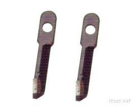 雙刀鎢鋼刀片(自由錐鎢鋼刀刃)