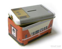 TR火車存錢筒