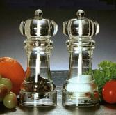 Salt & Pepper Mill Set, 盐 & 胡椒研磨组