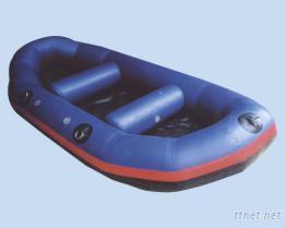 急流舟、救生筏