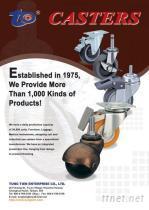 家具/工業/儀器腳輪