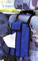 椅背面紙盒