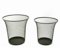喇叭型垃圾桶