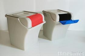 資源回收垃圾筒, 垃圾分類桶