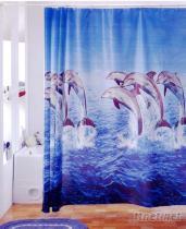 (M008)浴簾