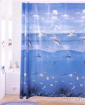 (E1025) 浴簾