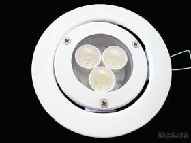 LED崁入投射灯
