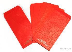 烫金红包袋