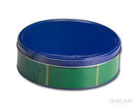 圓形餅乾盒
