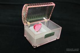 水晶大珠寶盒