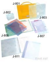 塑胶文件夹