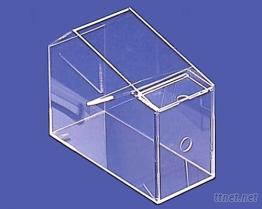 压克力方形面纸盒