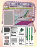 紙蕾絲刺繡工藝-全系列產品