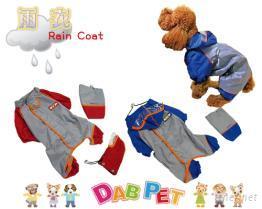 舒適寵物雨衣