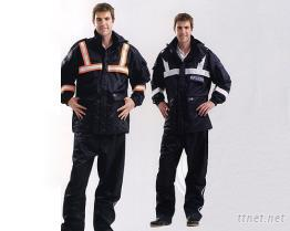 高級勤務風雨衣