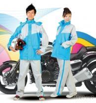 達新牌飛馳型, 二件式時尚雨風衣