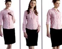 女士套装制服