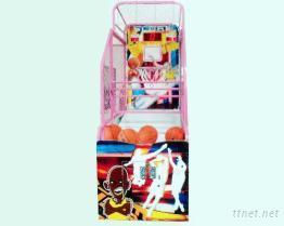 亮奇动感篮球机