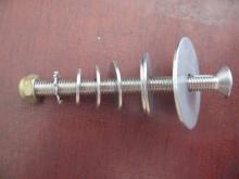 螺絲+銅螺帽+平/鋸齒華司小包裝