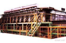 钢铁步进式加热炉