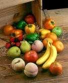 人造水果/蔬菜