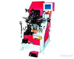 數值控制自動上膠油壓前幫機