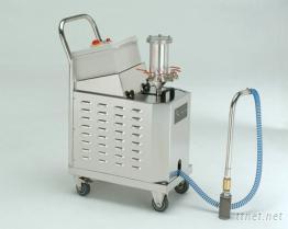 油压趋动式气动双隔膜帮浦