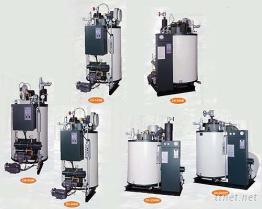 貫流式重油蒸汽鍋爐