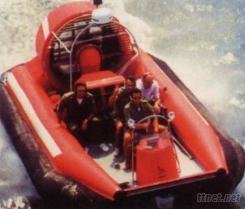大型氣墊船