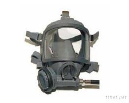 空氣呼吸器, 防護面具