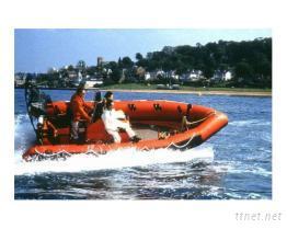 V型充氣船