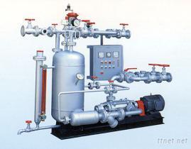 高溫密閉式蒸汽凝結水回收設備