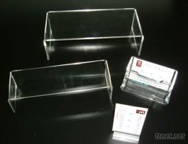 壓克力展示架及名片盒