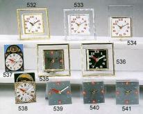 高級壓克力時鐘相框