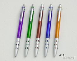 半金屬原子筆